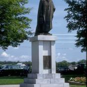 Lord Beaverbrook Statue